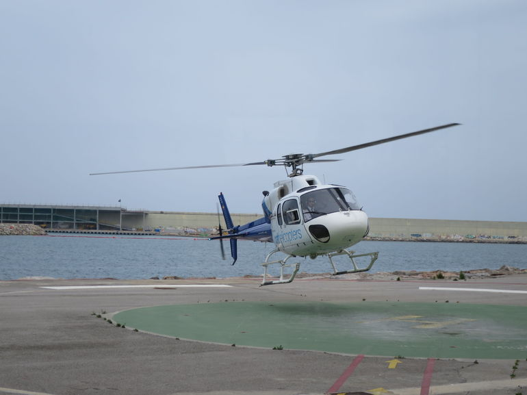 Barcelona Coast Helicopter Tour photo 11