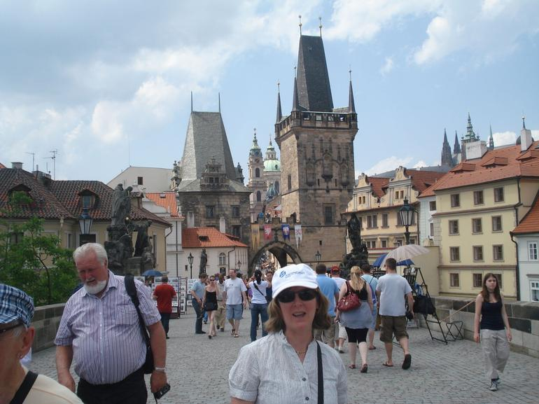 Charles Bridge, Prague day trip from Vienna - Vienna