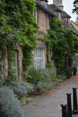 Walking down back streets is one way to surprise the eye. , Mark S - October 2014