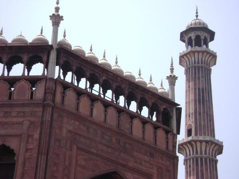Delhi Mosque - New Delhi