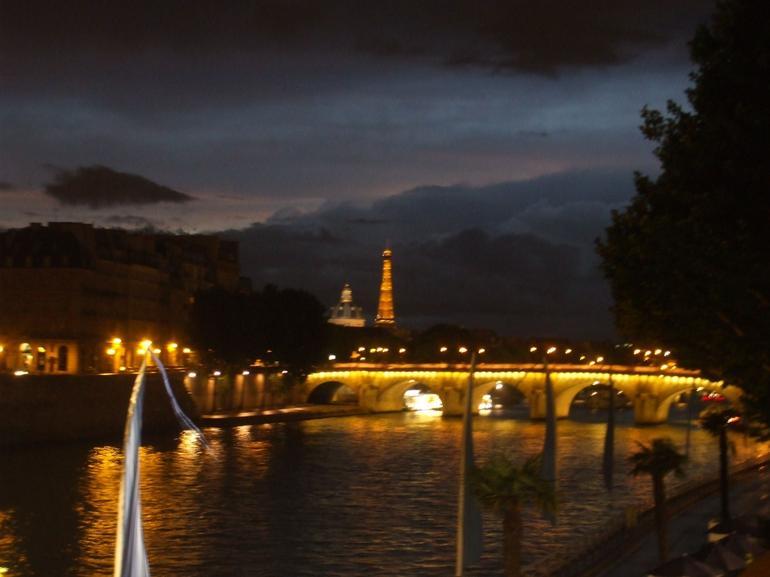 During the Paris Ghost Tour - Paris