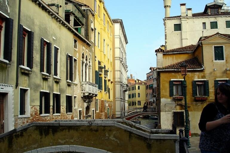 Exploring hidden Venice -