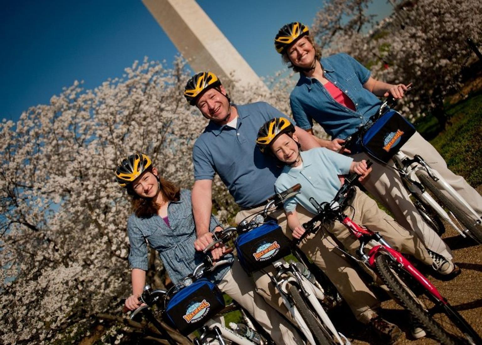 MÁS FOTOS, Alquiler de bicicletas de día en Washington DC