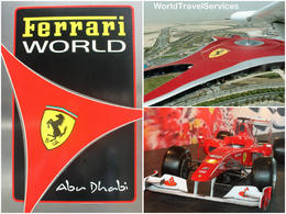 Flight over Ferrari World , Petru Rosenthorn - May 2014