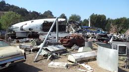 Visita ao avião usado no filme Guerra dos Mundos (com Tom Cruise) , caiogarcia - July 2013