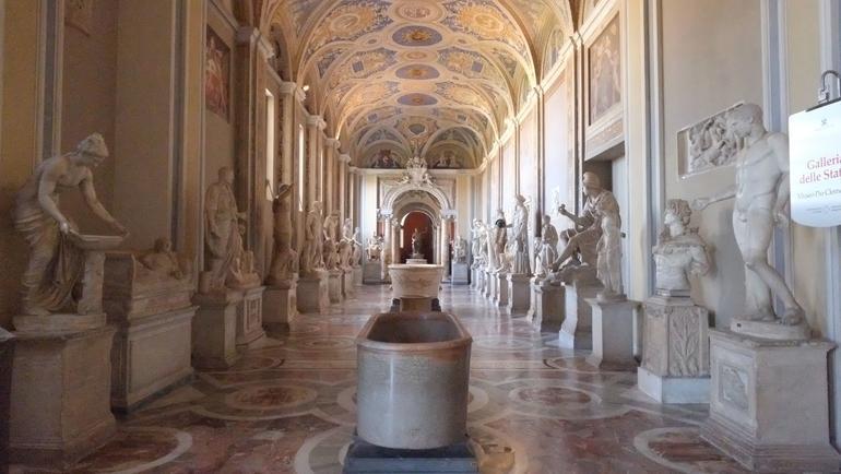 Hall - Rome