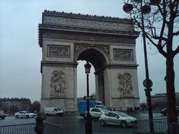 The Arc de Triomphe. , Stephen M - January 2011