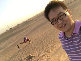 In the Desert , QUN Z - May 2016