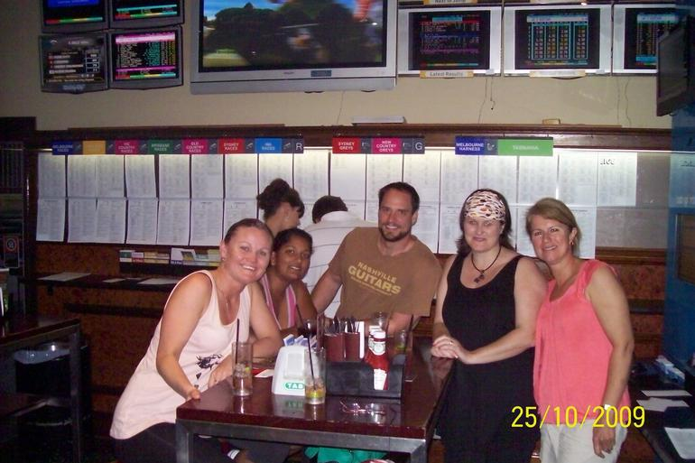 Jac, Chantel, Mark, Rach & Marg - Sydney