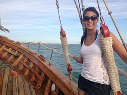 'Leaozinho' Pirate Ship Cruise, Slim L - October 2012
