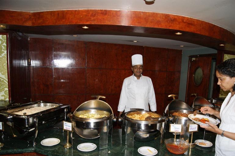 Lunch Cuisine - Aswan