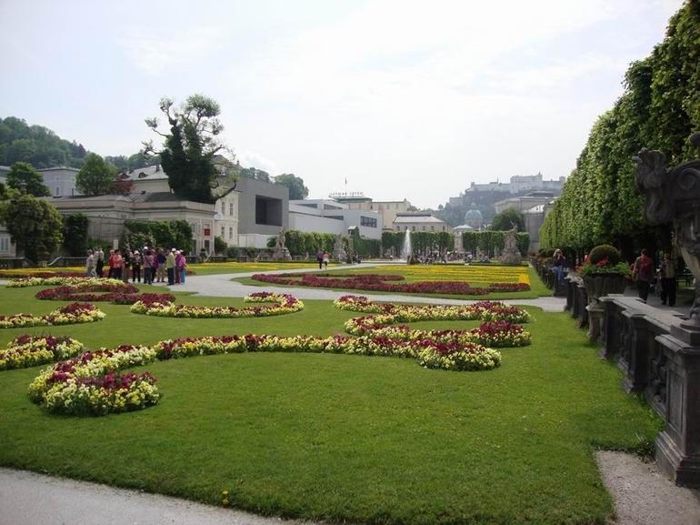 Mirabell Gardens - Salzburg