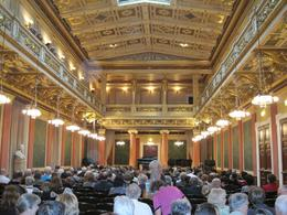 Venue for Vienna Boys Choir Concert - June 2010