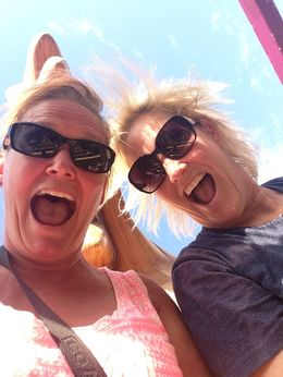 Total fun on the ship arrrgggh, Nicks - September 2015