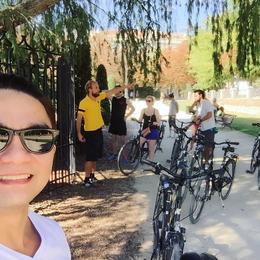 Bike tour with Jiza. , Zandy - September 2016