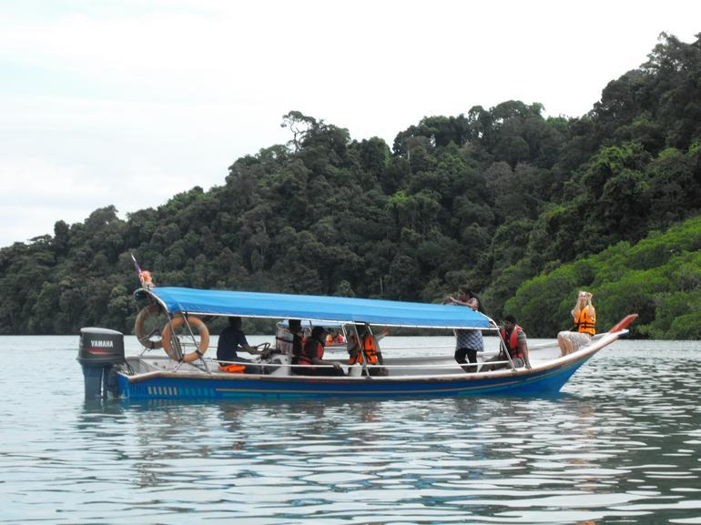 The Boat - Langkawi