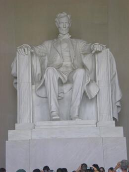 The Lincoln Memorial - August 2010
