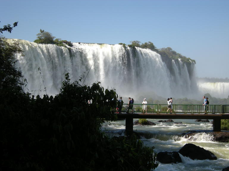 There are just so many .... - Puerto Iguazu
