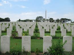 Kranji War Cemetery - June 2010