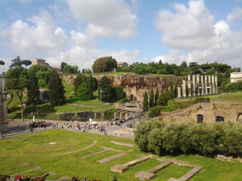 vue du Colisée - Rome
