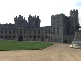 Windsor Castle , fana2060 - June 2016