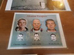 These were the escapees from Alcatraz. Did they make it???? , JOSEPH M - October 2016