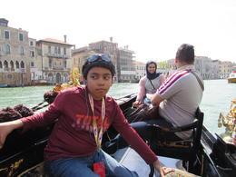 Gondola Ride , abdur k - May 2017