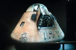 La cápsula del Apolo 14 que trajo de regreso a Sheppard, Mitchel y Roosa , Daniel V - November 2017