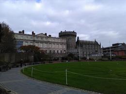 Dublin Castle , DAVE F - November 2017