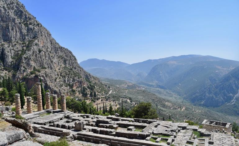 Delphi Day Trip from Athens photo 15