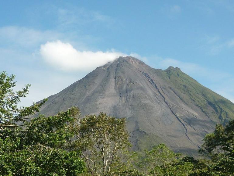 Arenal Volcano - La Fortuna