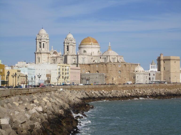Cathedral in C�diz - Seville