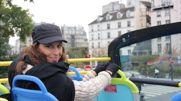 city tour - Paris