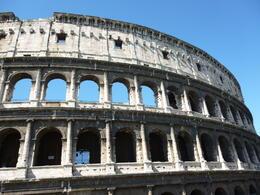 Visite du colisée et de la rome antique , Arome59 - April 2014