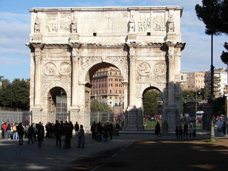 Constantine Arch - Rome