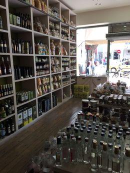 Delicious Delicatessen shop , Isabel E - January 2016