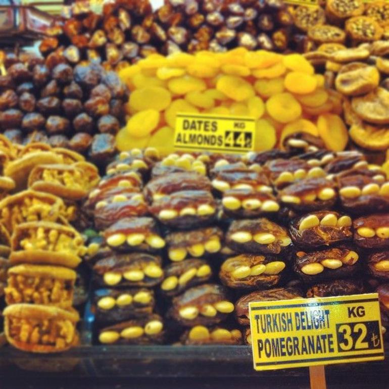Egyptian Spice Market - Istanbul