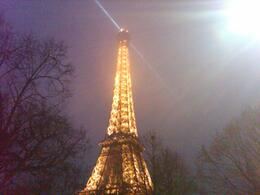 the Eiffel Tower. , Stephen M - January 2011