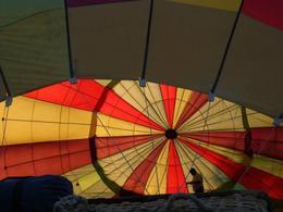 Inside the Balloon, CoyoteLovely - August 2011