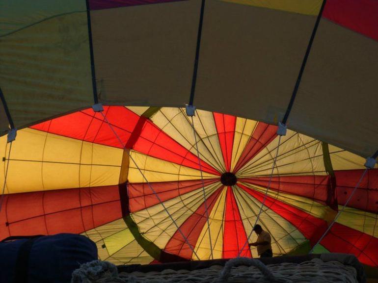 Inside the Balloon - Las Vegas