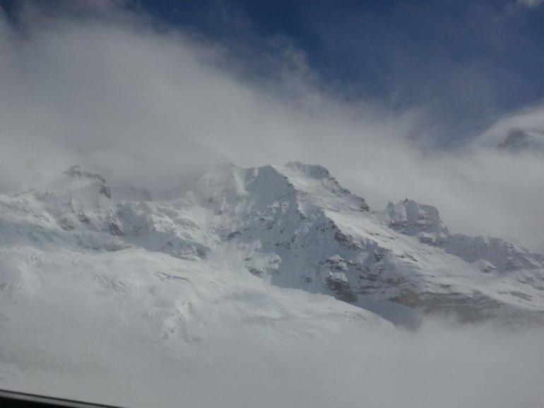 Jungfraujoch - Top of Europe Tour - Zurich