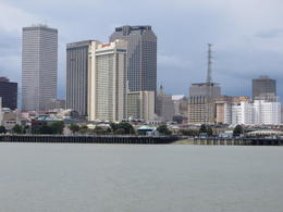 A beautiful view of New Orleans taken from the Steamboat Natchez. , ROBERT S - October 2013