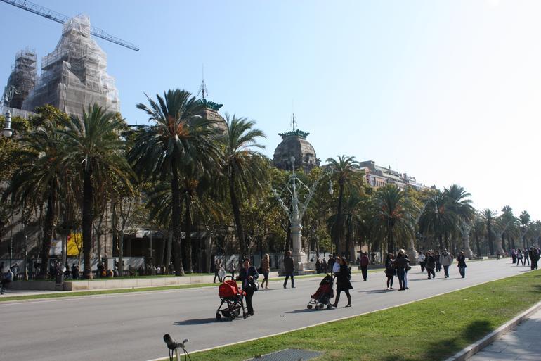 Park Ciutadella - Barcelona
