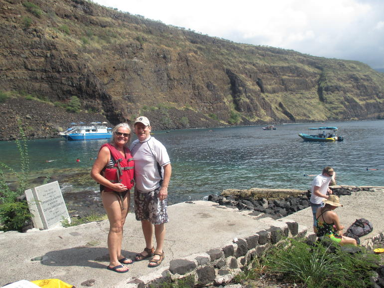 Snorkel, Kayak and Dolphin Experience in the Big Island's Kealakekua Bay photo 13