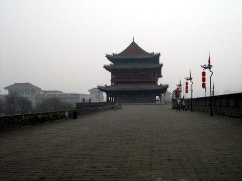 South Gate City Walls - Xian