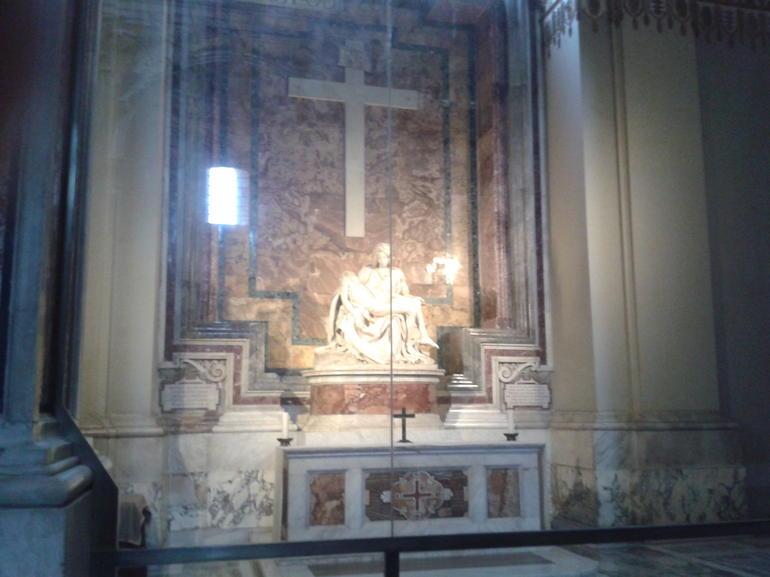 St Peter's Pieta - Michelangelo - Rome