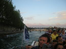 Paris by boat., Kartik M - June 2008