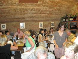 This is the cellar where you eat your dinner., Melissa Ann S - October 2009