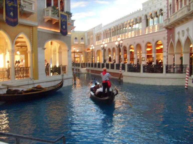 The Venetian Hotel, Las Vegas - Las Vegas