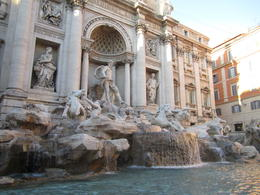 Trevi Fountain , Troy V - March 2012